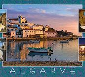 Individuais do Algarve - fotografias de Michael Howard. Laminated place mats.