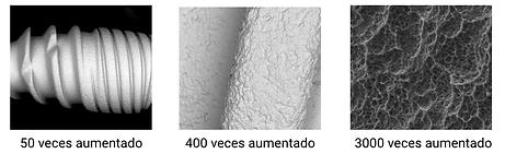 Superficies de los Implantes Cortex
