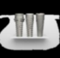 Implantes dentales Cortex