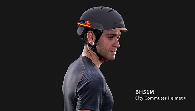 BH51M - City Commuter Helmet