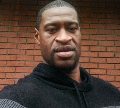 George Floyd a.k.a Big Floyd from the Notorious Houston Rap Group Screwed Up Click