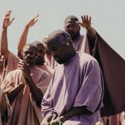 Kanye West Premiers His New Single 'Nah Nah Nah'