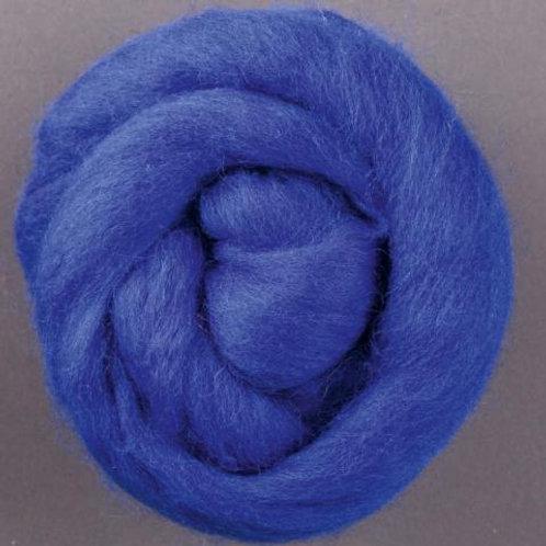 Blue ASHFORD MERINO laine mèche 1 KILO