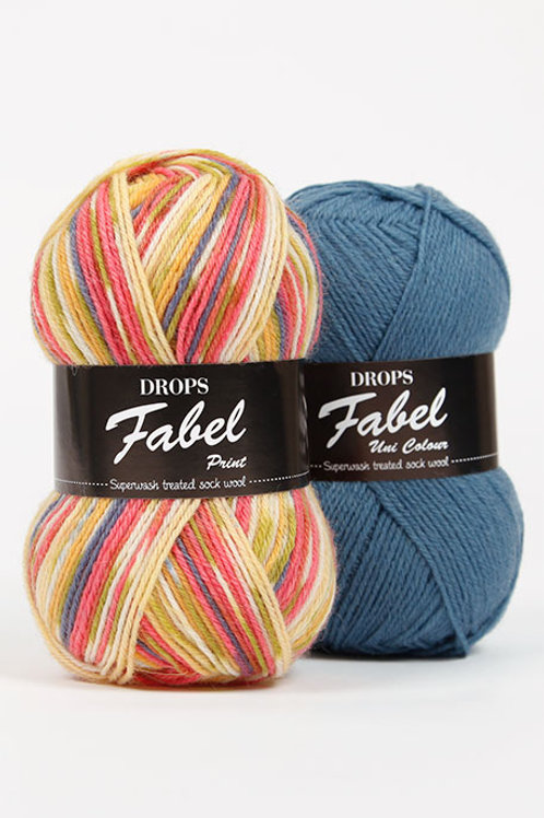 Fabel Solidi by Drops Design