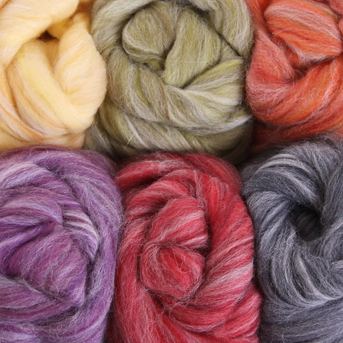 Alpaga/Merino laine mèche 1 KILO