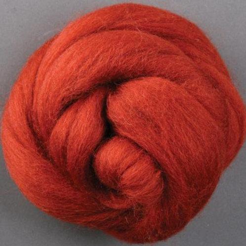 Nutmeg ASHFORD CORRIEDALE laine mèche 1 KILO