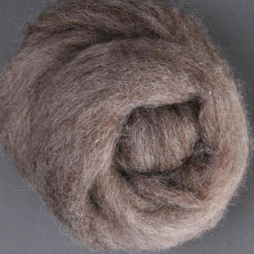Medium Natural ASHFORD MERINO Fibre 1 KILO