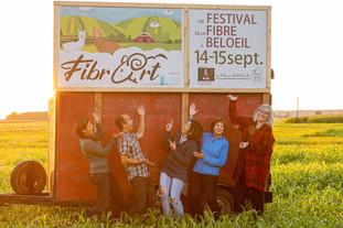 l'équipe FibrArt