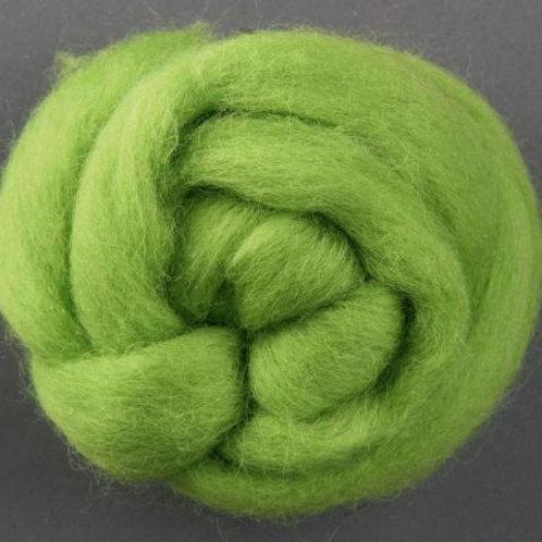 Lime ASHFORD MERINO Fibre 1 KILO