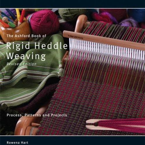 Ashford Book of Rigid Heddle Weaving