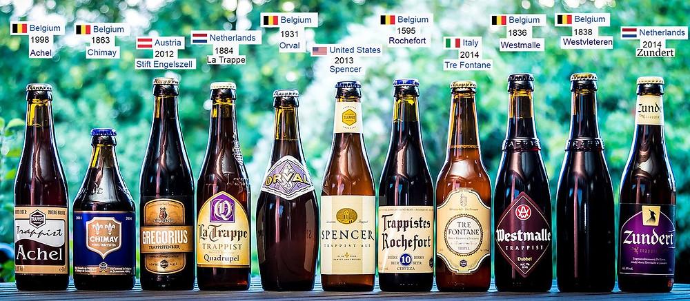 Trappist alus. Vienas pasaulis.
