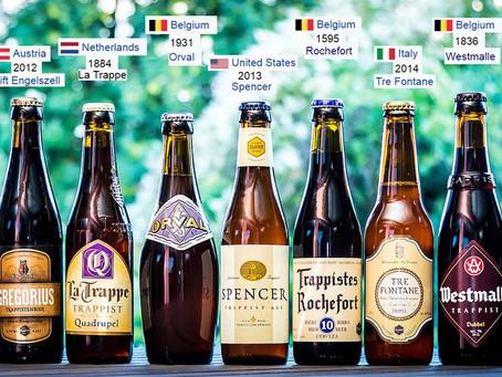 Ka žinote apie Trappist alų? Blog'as.