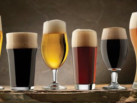 Kaip teisingai gerti alų. Alaus taurės. Blog'as.