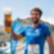 Erdinger alkoholfrei bėgimas