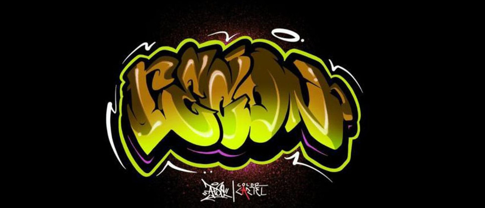 Logo design artist