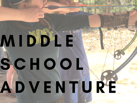 Middle School Adventure Day!