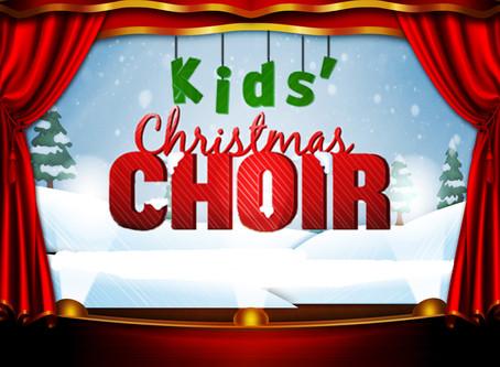 Christmas Eve Youth Choir Practice