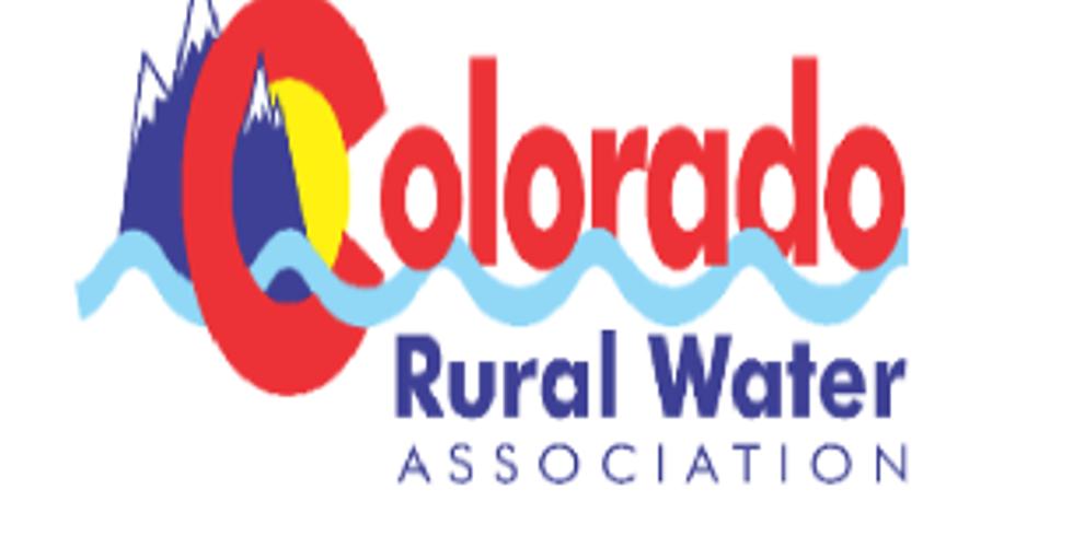 2019 Colorado Rural Water Association (CoRWA) Annual Conference & Exhibition