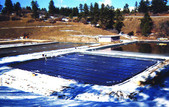 Cover System Helps Optimize Wastewater Treatment in Cold Climates
