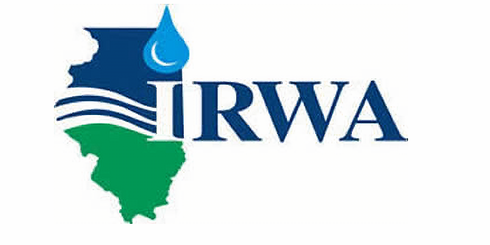 2019 Illinois Rural Water Association (IlRWA) Annual Conference: Trade Show Participation & Abstract Presentation