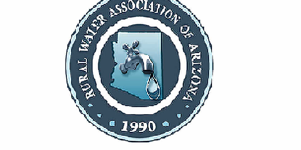 2019 Rural Water Association of Arizona (RWAAz) Annual Technical Conference
