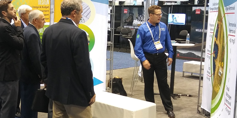 WEFTEC 2019 - 92nd Annual Water Environment Federation's Technical Exhibition and Conference