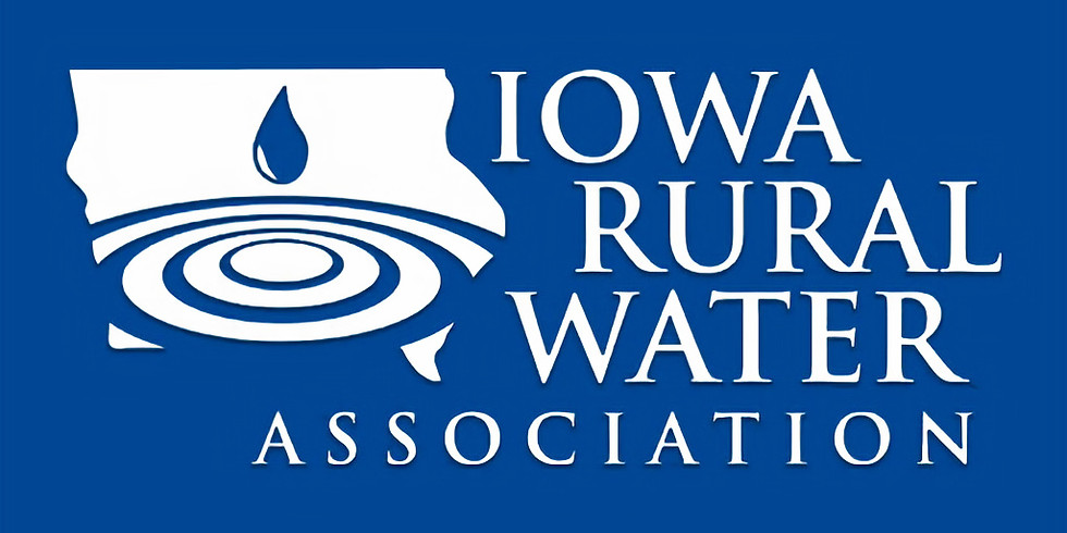 2019 Iowa Rural Water Association (IaRWA) Annual Conference: Trade Show Participation