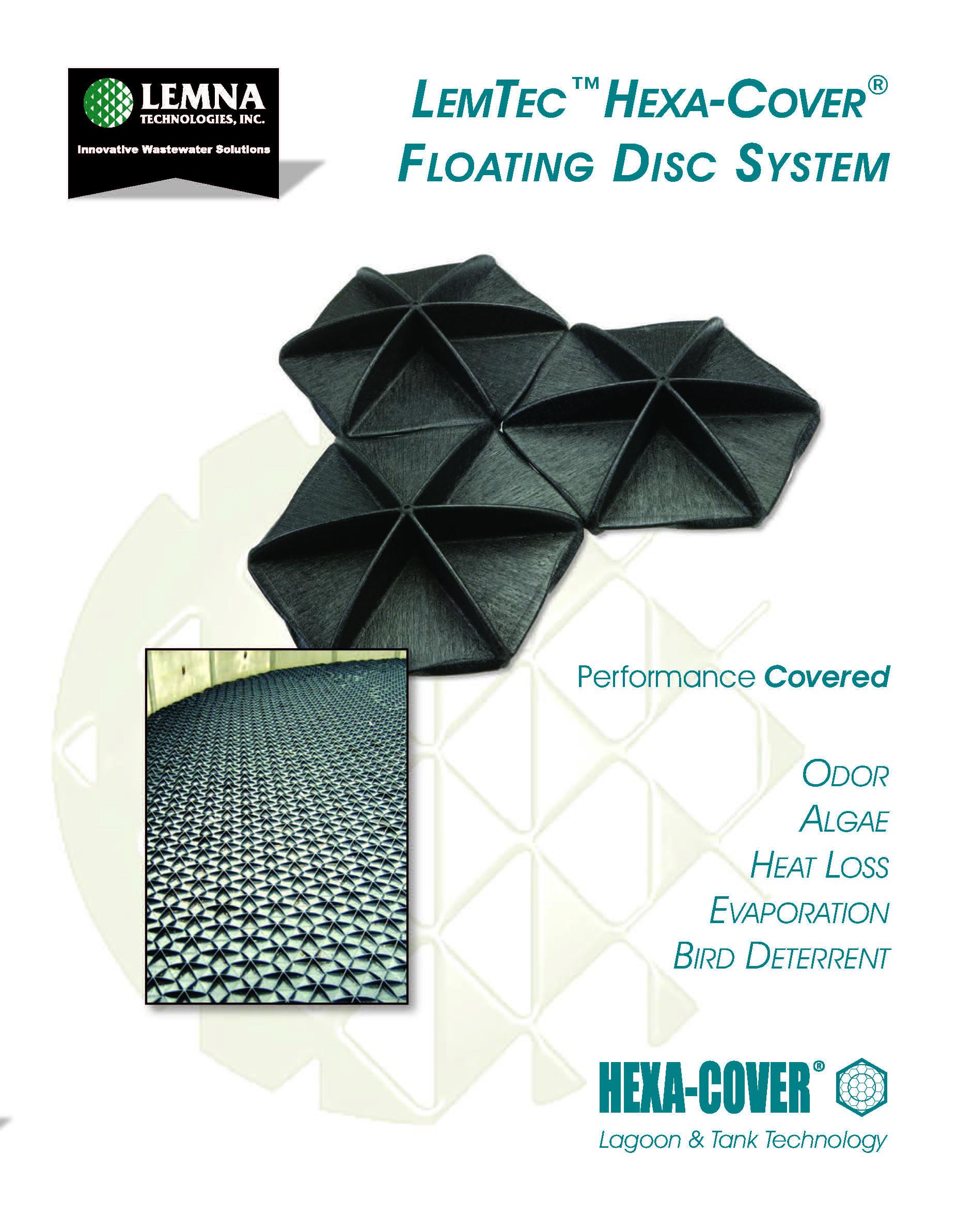 LemTec™ Hexa-Cover Floating Disc System