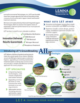 Lemna Environmental Technologies, Inc. (LET) Overview Brochure