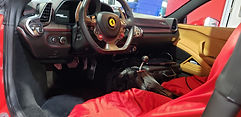 Ferrari 458 Manual Conversion