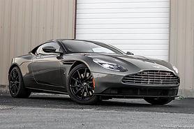 Aston Martin Maintenance