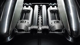 Bugatti Engine Repair