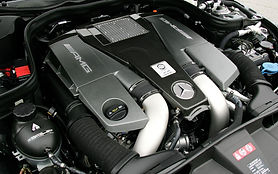 Mercedes Engine Repair