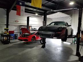 Lamborghini Porsche Repair
