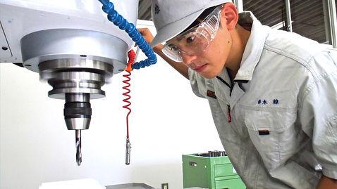 山形工業高校 機械科