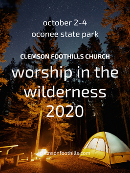Worship in the Wilderness 2020