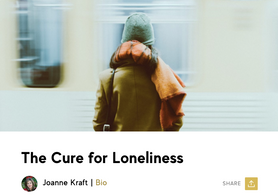 The Cure For Loneliness