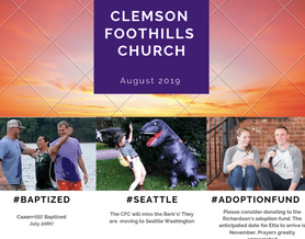 What's New at CFC this August?
