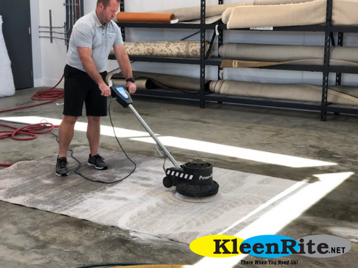 Rug Maintenance Tips By KleenRite