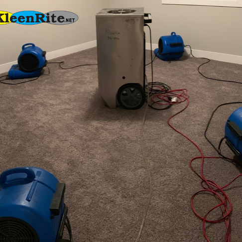 What you shouldn't do if you have water damage