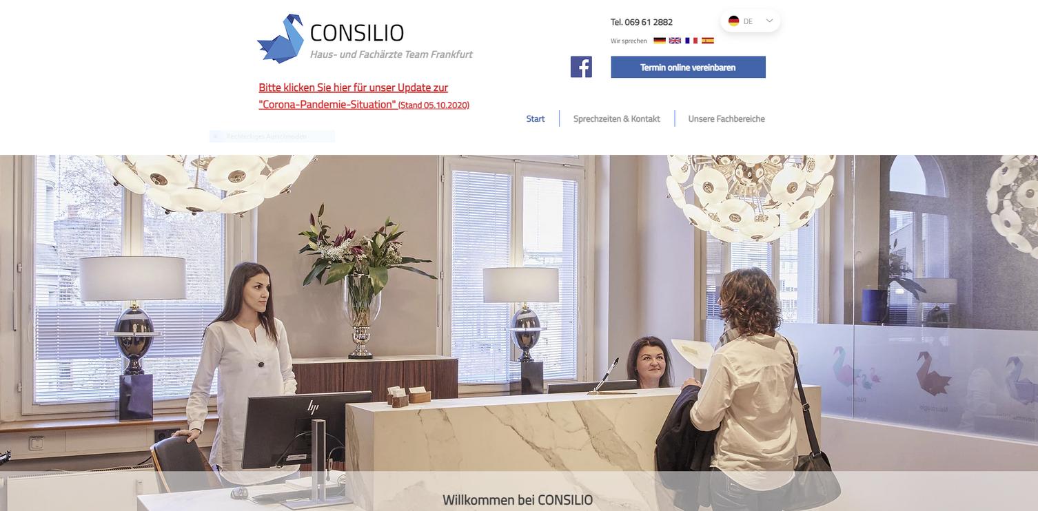 CONSILIO Haus- und Fachärzte