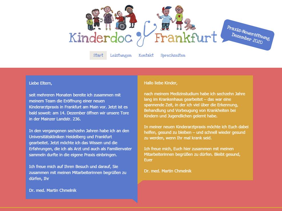 Kinderdoc Frankfurt