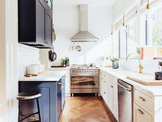 How to Create an Expensive Looking Kitchen on a Minimal Budget.