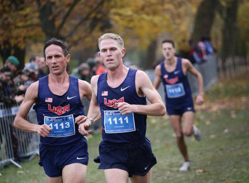 Riley Coates: World Military Cross Country Championships