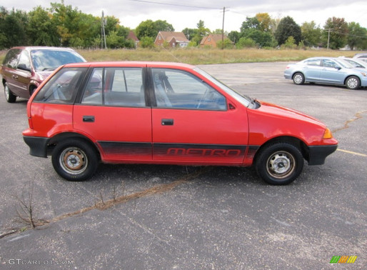 How Improvement Works: Transforming a Geo Metro into a Race Car
