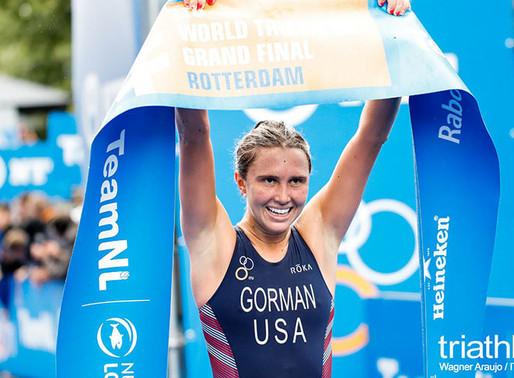 Tamara Gorman: Two-time World Triathlon Champion
