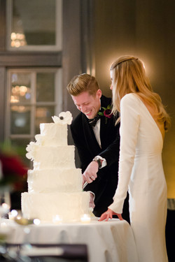 Chicago Athletic Association Wedding _ C