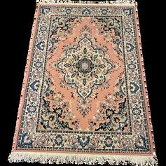Medium Pink Persian Rug
