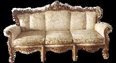 Springtime Damask Sofa