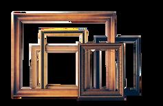 Assorted Backless Frames